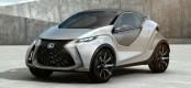 Αυτό είναι το νέο Lexus LF-SA