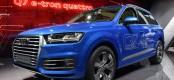 Το νέο Audi Q7 e-tron quattro