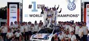 WRC 2014: Το σήκωσε η Volkswagen