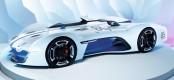 Αποκάλυψη του φουτουριστικού Alpine Vision GT