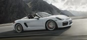 Η νέα Porsche Boxster Spyder… ανοίγει την οροφή της (VIDEO)