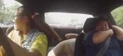 Κοπέλα drifter κάνει φάρσα σε δασκάλους οδήγησης (VIDEO)
