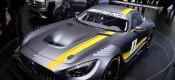 Η αγωνιστική Mercedes-AMG GT3