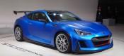 Επίσημο: Έρχεται Subaru BRZ STI