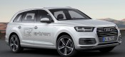 Audi Q7 e-tron 3.0 TDI Quattro εν κινήσει… (VIDEO)