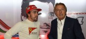 H τύχη ευνοεί την Ferrari, λέει ο Montezemolo