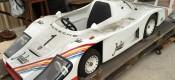 Συλλεκτικό kart Porsche 936