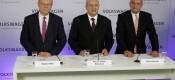 Επενδύσεις 85,6 δισ. ευρώ από το Volkswagen Group