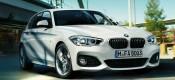 H ανανεωμένη BMW Σειρά 1 από 21.220 ευρώ