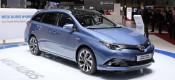 Toyota Auris facelift με 1,2 lt turbo κινητήρα
