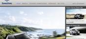 Νέο διαδικτυακό «σπίτι» της SsangYong