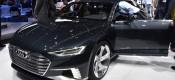 To Audi Prologue Avant concept στη Γενεύη