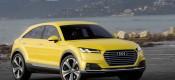 Εγκρίθηκε το Audi TT offroad