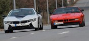 BMW M1 & i8: Τότε και τώρα