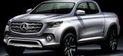 Επίσημο: Pick-up από τη Mercedes-Benz