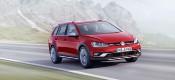 Νέο Volkswagen Golf Alltrack