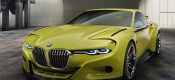 H BMW 3.0 CSL Hommage concept (VIDEO)