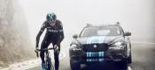 Πρωτότυπο Jaguar F-Pace ως αυτοκίνητο υποστήριξης (VIDEO)