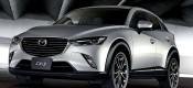 Νέο Mazda CX-3 με 1.5 Diesel