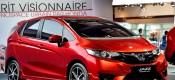Νέο Honda Jazz 2015 1.3 i-VTEC (VIDEO)