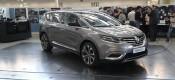 Νέο Renault Espace στο Παρίσι