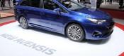 Ολοκληρωτική αναβάθμιση για το Avensis