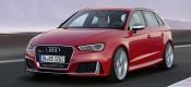 Νέο Audi RS3 Sportback με 367 ίππους