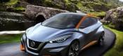Αποκάλυψη του Nissan Sway concept
