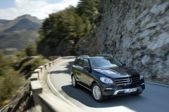Mercedes ML 250 BlueTec
