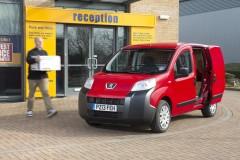 Επαγγελματικά Peugeot με 5ετή εγγύηση