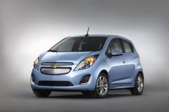 Chevrolet Spark EV – ηλεκτρικό Spark στο Los Angeles