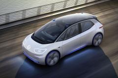 VW ID concept: Ένα ηλεκτρικό από το μέλλον