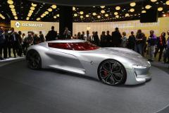 Renault Trezor: Ξεπερνά τη φαντασία (video)