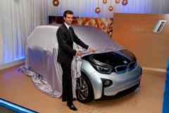 BMW i3: Επίσημη πρεμιέρα στην Ελλάδα