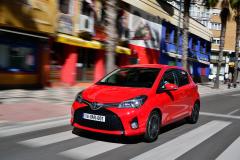Δοκιμή Toyota Yaris 1.4 D-4D