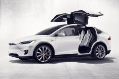 Αποκάλυψη του Tesla Model X