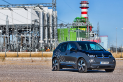 BMW i3 με δωρεάν ηλεκτρική ενέργεια