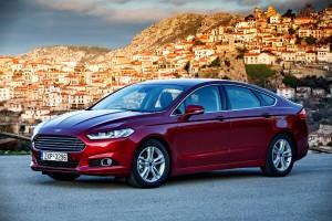 ΔΟΚΙΜΗ Ford Mondeo 1.6 Diesel 5d