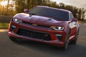Αποκαλύφθηκε η νέα Chevrolet Camaro