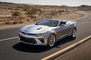 Νέα «ανοιχτή» Chevrolet Camaro