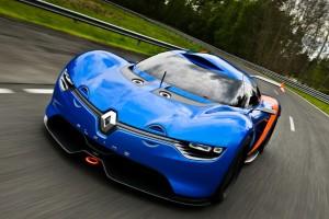 Έρχεται το 2016 η Renault Alpine