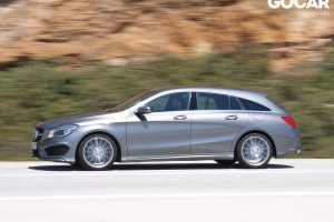 ΔΟΚΙΜΗ: Mercedes-Benz CLA 180 Shooting Brake