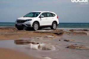 ΔΟΚΙΜΗ: Honda CR-V 1.6 Diesel 4x4 160 PS
