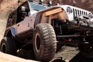 VIDEO: Έτσι είναι το πραγματικό off road