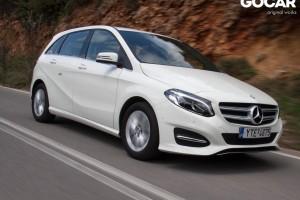 ΔΟΚΙΜΗ: Mercedes-Benz B180 Sports Tourer