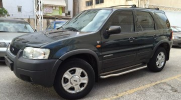 FORD MAVERICK (3.0)