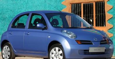 Μεταχειρισμένο Nissan Micra (2002-2010)