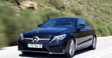 ΔΟΚΙΜΗ: Mercedes-Benz C 200 Coupe