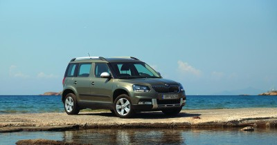 ΔΟΚΙΜΗ: Skoda Yeti Outdoor 1.6 TDI GreenLine
