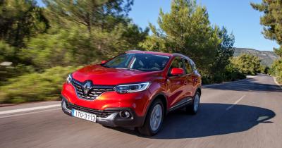 ΟΔΗΓΟΥΜΕ το Renault Kadjar στην Ελλάδα